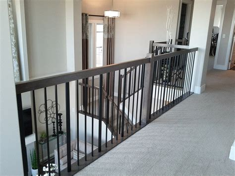 Steel Banister by Metal Baluster Custom Stairs Artistic Stairs