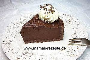 Mamas Rezepte : schokoladen tarte mamas rezepte mit bild und kalorienangaben ~ Pilothousefishingboats.com Haus und Dekorationen