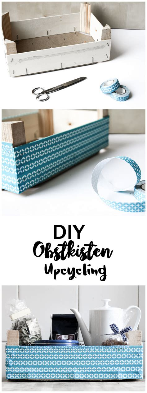 Recycling Und Upcycling Inspirationen by Obstkisten Upcycling Diy Inspirationen Crate Storage