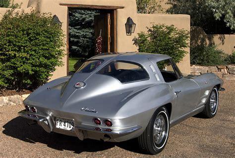 1963 Chevrolet Corvette Split-window Coupe For