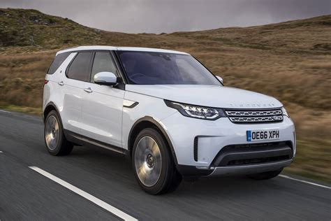 land rover discovery td  road test road tests