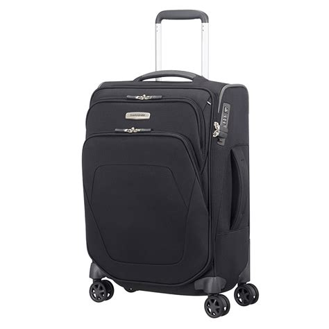 Samsonite Spark SNG 4 Wheel Spinner Slim Cabin Case 55cm