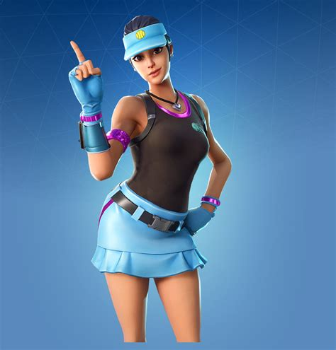 fortnite volley girl skin outfit pngs images pro
