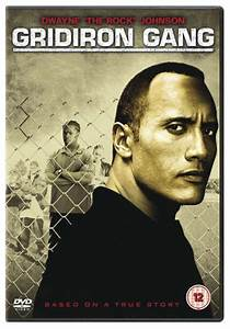 Gridiron Gang 2006 Dvd Zavvicom