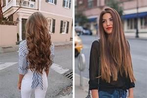 Se Laisser Pousser Les Cheveux : comment faire pousser ses cheveux plus vite ~ Melissatoandfro.com Idées de Décoration