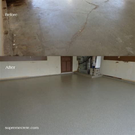 garage floor repair 50 best images about cave garage flooring on