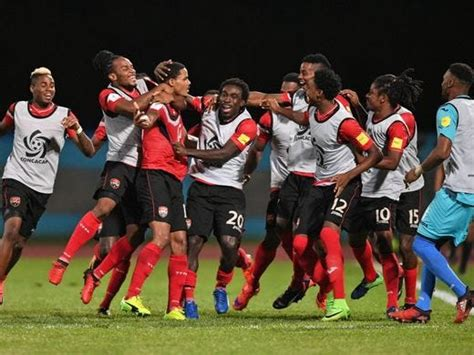 Men National Soccer Team Fails Qualify For
