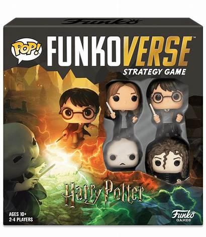 Potter Harry Funkoverse Funko Pop Head Characters