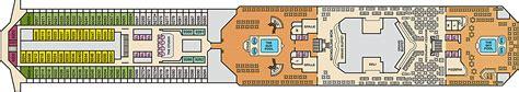 carnival conquest deck plans cabins carnival conquest lido deck reviews pictures description