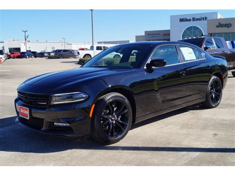 New 2018 DODGE Charger SXT Plus Sedan in Beaumont #