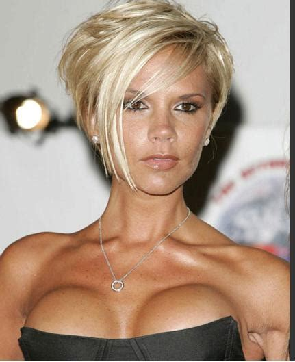 5 Innovative Victoria Beckham Hairstyle   harvardsol.com