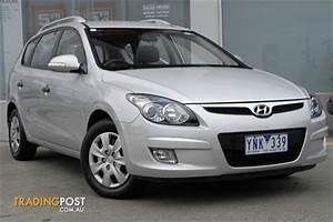 Hyundai I30 Cw : 2011 hyundai i30 cw sx 2 0 fd my11 4d wagon ~ Medecine-chirurgie-esthetiques.com Avis de Voitures