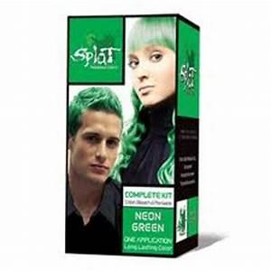 New Hair Splat Live Hair Color Kit Review Glam Radar