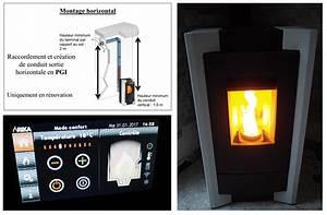 Thermostat Pour Poele A Granule : test du po le granul s rika como conseils thermiques ~ Dailycaller-alerts.com Idées de Décoration