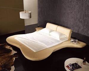 unusual interior home design ideas for the bedroom home With unique furniture and mattress