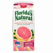 Grapefruit Juice Taste...Grapefruit Juice