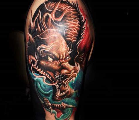 japanese dragon tattoo  vacsi levente post