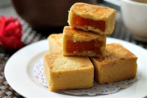 bare cupboard taiwanese pineapple shortcakes pastry