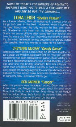 Legally Hot By Lora Leigh Cheyenne Mccray Red Garnier
