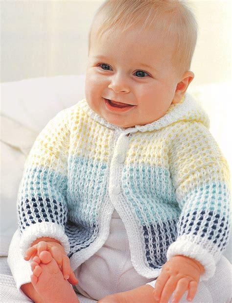 knitting baby sweater morning baby cardigan allfreeknitting com