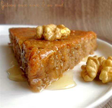 recette de gateau au miel apprendre des recettes de cuisine et de