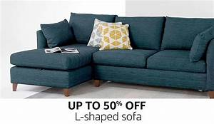 Sofas buy sofas couches online at best prices in india for Buy sectional sofa india