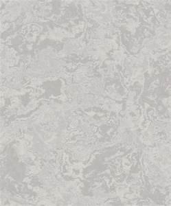 Marmor Optik Wand : vliestapete marmor optik silber grau metallic 100706 ~ Frokenaadalensverden.com Haus und Dekorationen