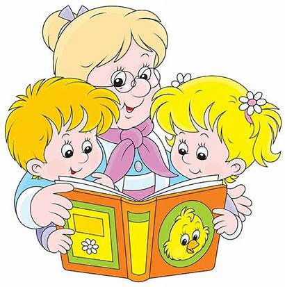 Nursery Rhymes Fun Grandma Words Play Grow