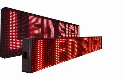 Mono Outdoor Display Led Series Tri Sign