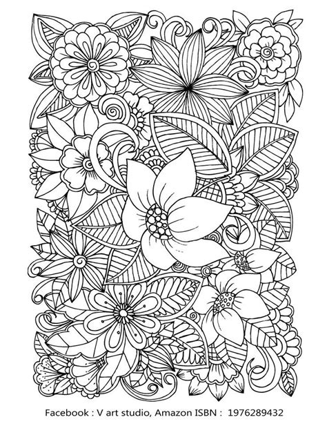 Would make a lovely journal cover. So pretty. #coloring #