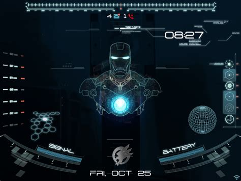 Jarvis Animated Wallpaper Windows 7 - os7 animated jarvis theme blackberry theme wallpapers
