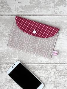 Pochette Pour Sac : pochette pour sac fleurette creacoton ~ Teatrodelosmanantiales.com Idées de Décoration