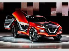 Nissan Juke ePower Concept to Debut at 2017 Tokyo Auto