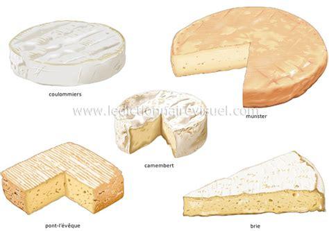 la classification des fromages dictionnaire visuel