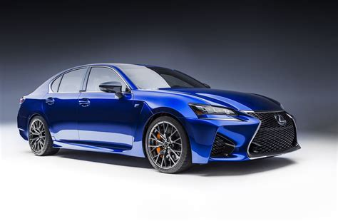 2018 Lexus Gs F Reviews And Rating Motor Trend