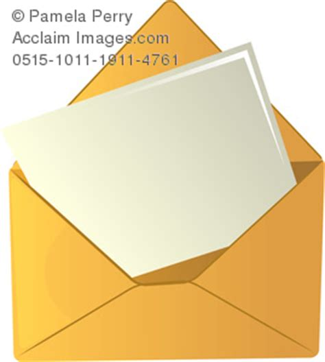 11478 mail letter clipart mail symbol clipart stock photography acclaim images