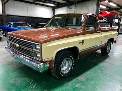 C10 Classifieds by 1983 Chevrolet C10 For Sale 2287136 Hemmings Motor News