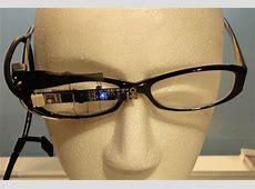 sony eye tracking glasses
