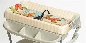 Accessoire Table à Langer : table langer avec baignoire que choisir en 2019 ~ Teatrodelosmanantiales.com Idées de Décoration