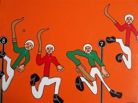 cesta punta Didier Dordeins | Jai Alai Paintings ...