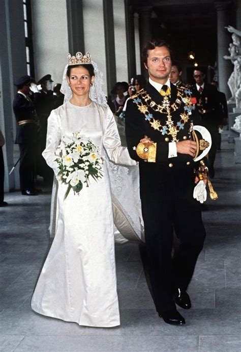wedding  hm king carl xvi gustav  sweden