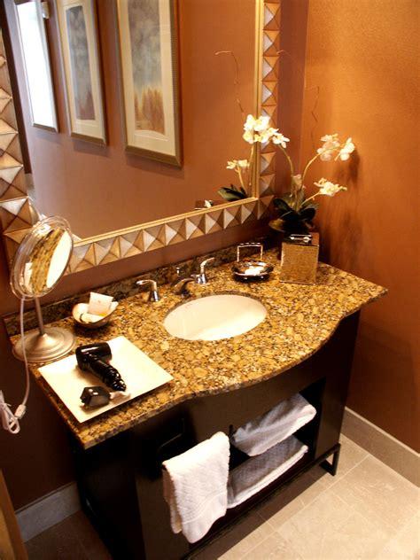 intercontinent gorgeous bathroom decor