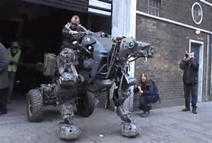 firebreathing robo dog is mad maxs atat 2
