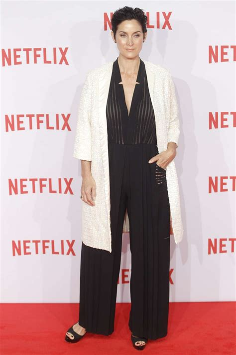 Carrie-Anne Moss Catherine Just Photoshoot – Celebrity ...