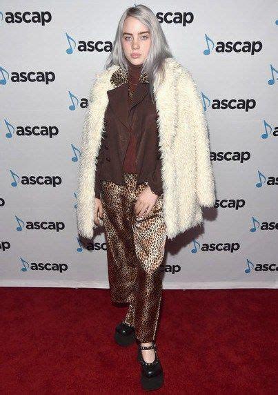 Billie Eilish Body Measurements Stats Singers
