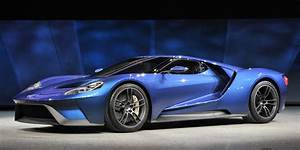 2018  Ford  GT  Vehicles on Display Chicago Auto Show