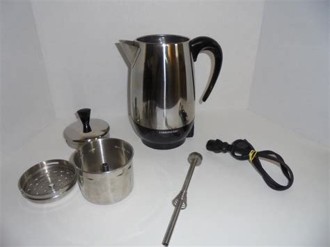 At wayfair, you will find the best prices for all the major brand names you can choose from. Vintage Farberware Coffee Pot - For Sale Classifieds