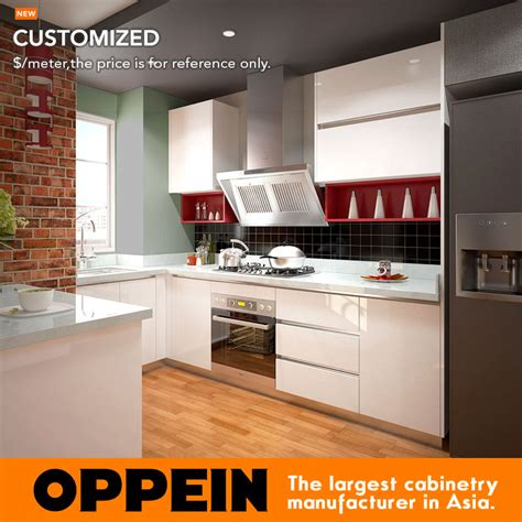 bangladesh project modern style lacquer white kitchen