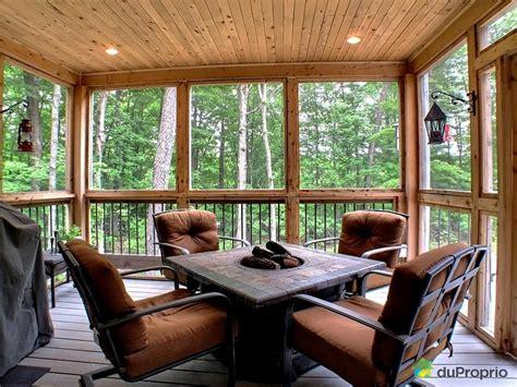 moustiquaire fabrication maison construction veranda moustiquaire recherche