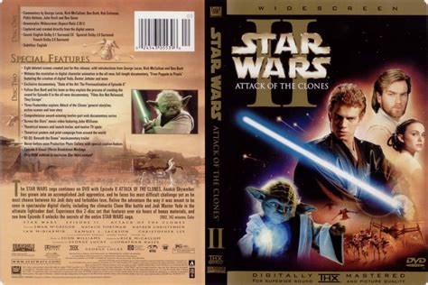 Star Wars 2 Attack Of The Clones
